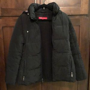 Anne Klein Down Puffer Jacket